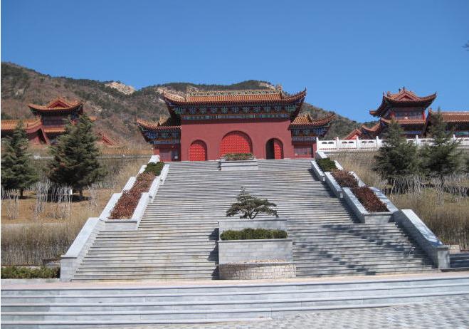里口山广福寺