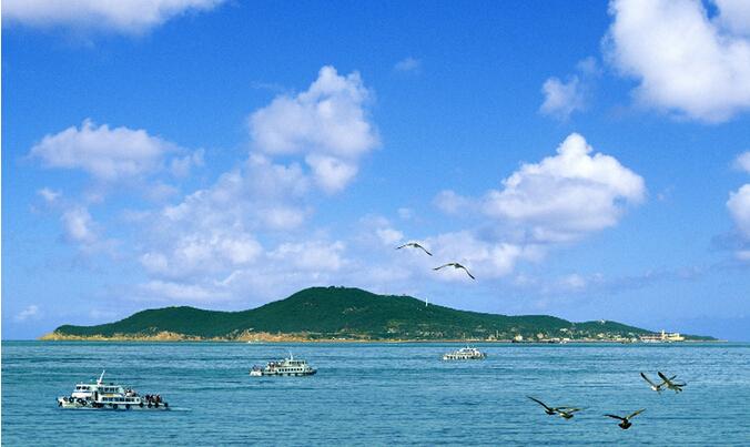 刘公岛甲午战争纪念地
