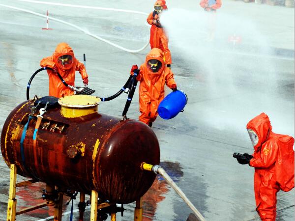 危险化学品堵漏