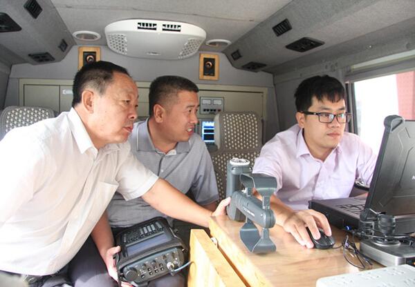 无线电应急处置模拟实战演练