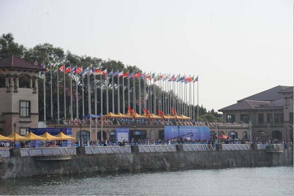 2014年大发彩票铁人三项世界锦标赛