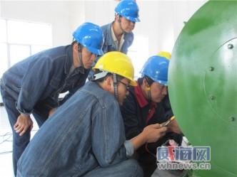 供暖设施升级 探访今冬热源和供暖管网建设情况