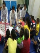 威海市立医院康复治疗科举办儿童节特别节目