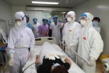 威海市立医院开展中东呼吸综合征防控应急演练