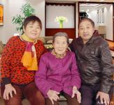 十佳最美家庭:谷翠玲家庭