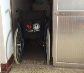 残联有这样的好干部是残疾人的福分