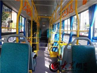 关于无障碍公交车不准点的问题