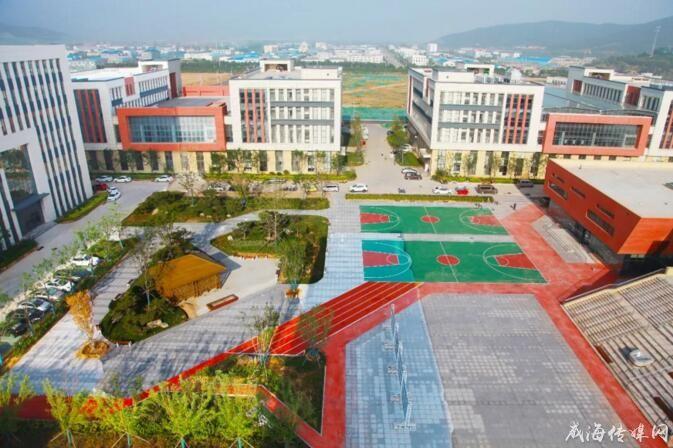 """听说,威海双岛湾新建了一座""""大学城""""?"""