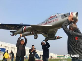 世界顶级!荣成涡喷大赛上的这些航空之最,你get到了吗