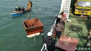 海底管道登修复吊装吸沙泵