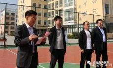 """激情赛场 海大扬帆--海大医院主办第三届""""海大杯""""篮球友谊赛"""
