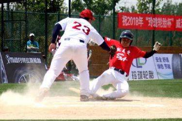 2019年威海���H棒球邀��即�㈤_棒