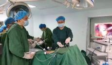 """海大医院""""后腹腔镜下左肾切除术""""获成功"""