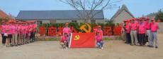 接受红色教育 传承红色精神--海大医院党支部赴荣成开展党员主题教育活动