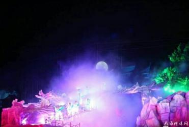 华夏360度大型山水实景演艺秀――《华夏传奇》
