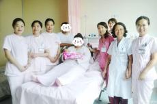 从怀孕到生产,一位190斤妈妈的幸福记
