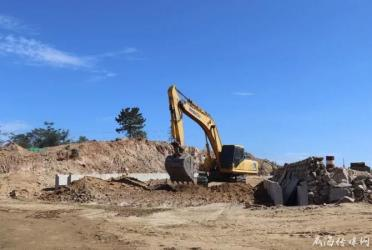 �h山路改建工程高新�^段11月建成通�!