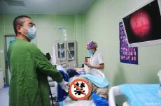 """""""镜""""益求精,""""小""""设备也能完成""""大""""手术--记海大医院腔镜中心"""