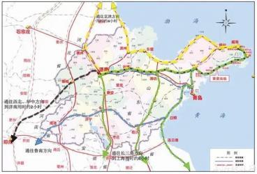 莱荣高铁今年开建!