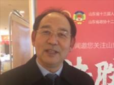 省政协常委王玉亮:发挥黄河经济带优势,扬起山东经济龙头