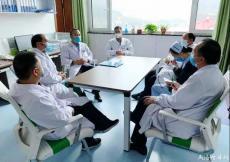 海大医院成功开展腹腔镜下低位直肠癌根治、保肛术