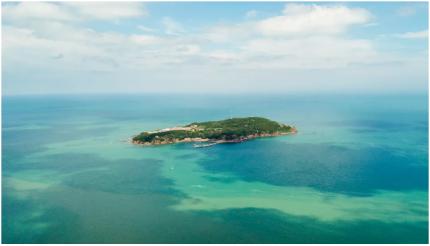 相约鸡鸣岛,一场初夏的寻梦环游记