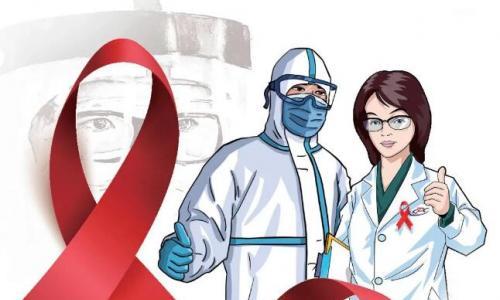 """2020年""""世界艾滋病日""""主题海报发布"""