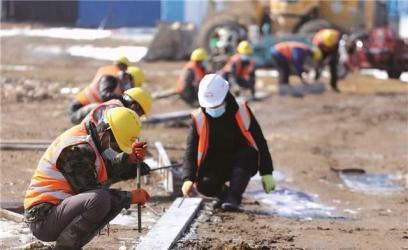 莱荣高铁威海段全面施工