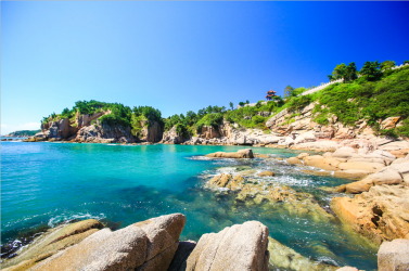 北纬37°的黄金海岸,满足你对大海的各种想象!