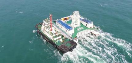 威海:建设国际海洋科技城 推动海洋产业转型升级